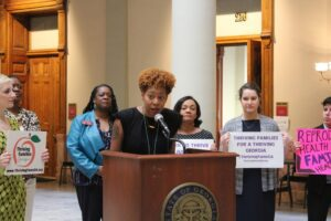 Press Conference with Feminist Women's Health Center
