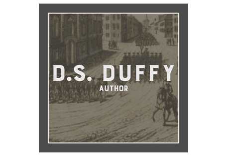 D.S. Duffy – Author